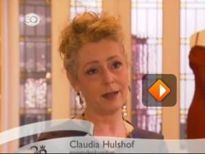 Claudia Hulshof in Blauw Bloed